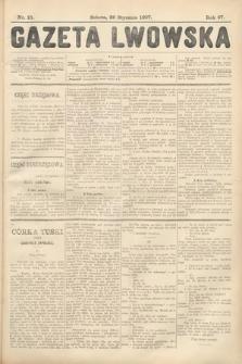 Gazeta Lwowska. 1907, nr21