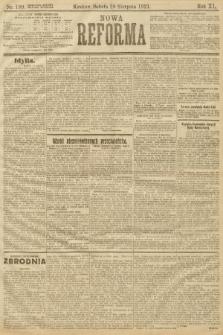 Nowa Reforma. 1921, nr190