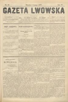 Gazeta Lwowska. 1907, nr28