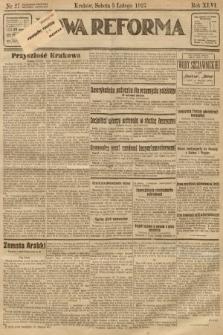 Nowa Reforma. 1927, nr27