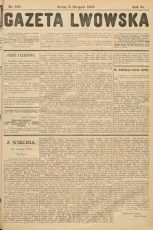 Gazeta Lwowska. 1905, nr180