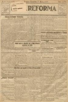 Nowa Reforma. 1927, nr61