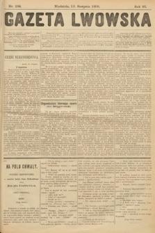 Gazeta Lwowska. 1905, nr184