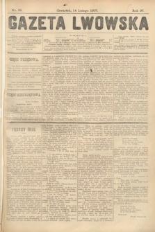 Gazeta Lwowska. 1907, nr36