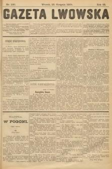 Gazeta Lwowska. 1905, nr190