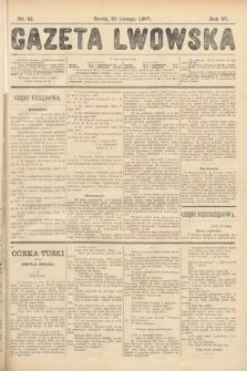 Gazeta Lwowska. 1907, nr41