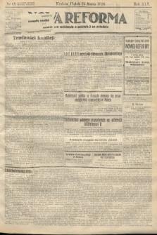 Nowa Reforma. 1926, nr69