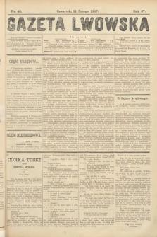 Gazeta Lwowska. 1907, nr42