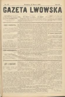 Gazeta Lwowska. 1907, nr57