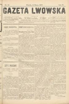 Gazeta Lwowska. 1907, nr58