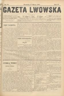 Gazeta Lwowska. 1907, nr63