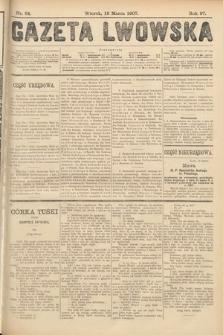 Gazeta Lwowska. 1907, nr64