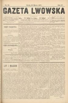 Gazeta Lwowska. 1907, nr65