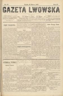 Gazeta Lwowska. 1907, nr67