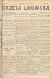 Gazeta Lwowska. 1907, nr69