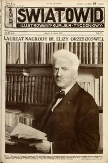 Światowid : ilustrowany kurjer tygodniowy. 1927, nr10