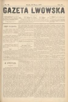 Gazeta Lwowska. 1907, nr72