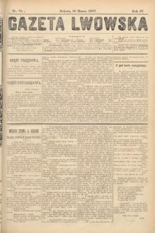 Gazeta Lwowska. 1907, nr73