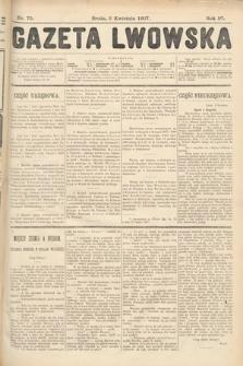 Gazeta Lwowska. 1907, nr75