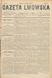 Gazeta Lwowska. 1907, nr87