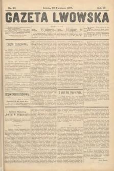 Gazeta Lwowska. 1907, nr90