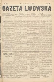 Gazeta Lwowska. 1907, nr92
