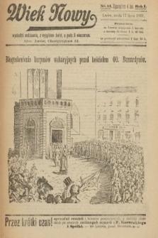 Wiek Nowy. 1901, nr14