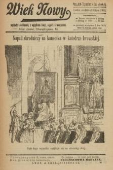 Wiek Nowy. 1901, nr24