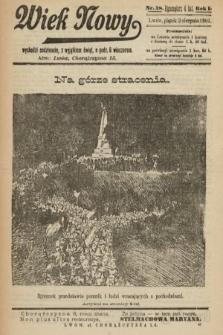 Wiek Nowy. 1901, nr28