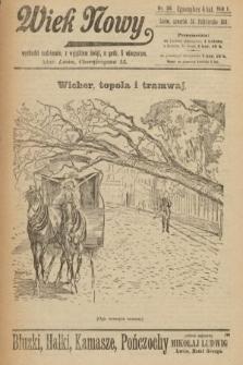 Wiek Nowy. 1901, nr98