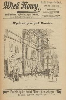 Wiek Nowy. 1901, nr108