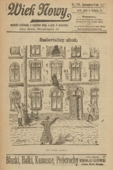 Wiek Nowy. 1901, nr110