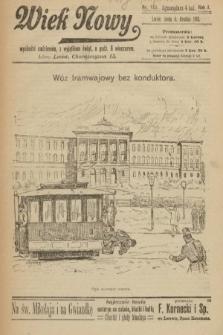 Wiek Nowy. 1901, nr132