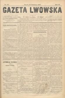 Gazeta Lwowska. 1907, nr95
