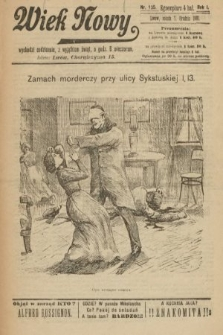 Wiek Nowy. 1901, nr135