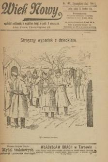 Wiek Nowy. 1901, nr147