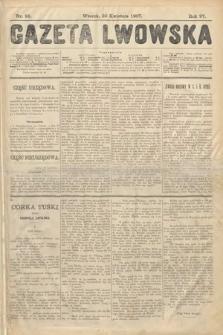 Gazeta Lwowska. 1907, nr98