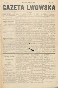 Gazeta Lwowska. 1907, nr100