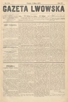 Gazeta Lwowska. 1907, nr101