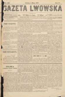 Gazeta Lwowska. 1907, nr102