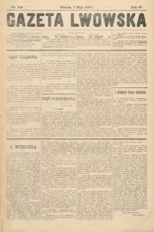 Gazeta Lwowska. 1907, nr104
