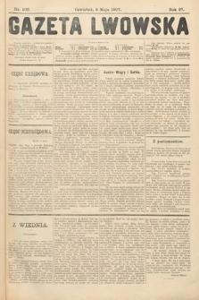 Gazeta Lwowska. 1907, nr106