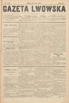 Gazeta Lwowska. 1907, nr117