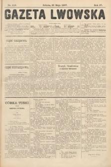 Gazeta Lwowska. 1907, nr118