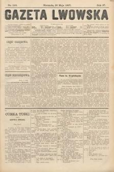 Gazeta Lwowska. 1907, nr119