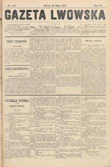 Gazeta Lwowska. 1907, nr121