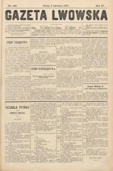 Gazeta Lwowska. 1907, nr126