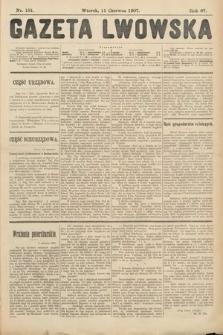 Gazeta Lwowska. 1907, nr131