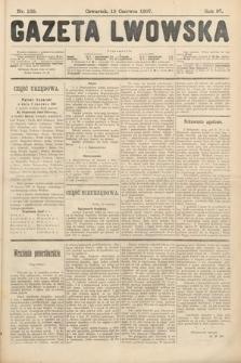 Gazeta Lwowska. 1907, nr133