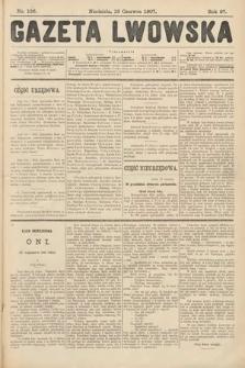 Gazeta Lwowska. 1907, nr136